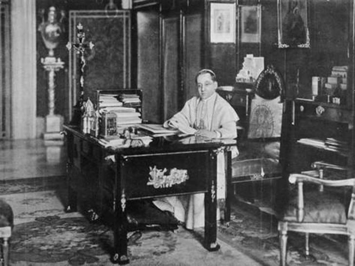 Peace offer by the Pope – August 1917